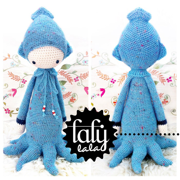 Octopus Pattern Crochet Crochet Pattern Ebook