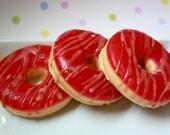 Caramel Apple Goatsmilk Donut Soap