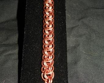 Copper Orbital Vipera Berus Bracelet