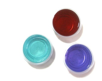 Highly Scented Wax Tarts You Pick Scents Wickless Gel Candle Melts Handmade Modern Home Room Fragrance Plum Blue Aqua Decor Car Freshener