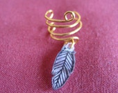 Light As A Feather Ear Cuff