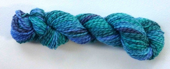 Instant Ombre Gradient Skein 01 - Hand dyed 100% merino