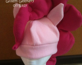 Pinkie Pie Fleece Hat
