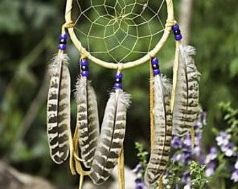 Large Handmade Apache Dream Catcher