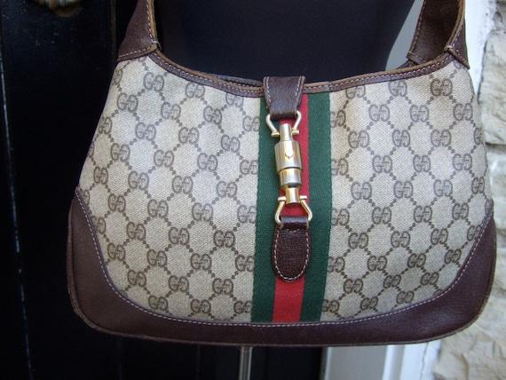 5197473e6220 Gucci Vintage Jackie Shoulder Bag | Stanford Center for Opportunity ...