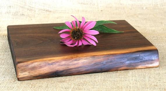 Natural Edge Walnut Chopping Board