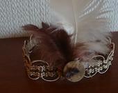 Newborn Indian Style Headband Photo Prop