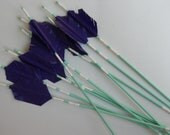 Custom - Navy and Mint Arrows
