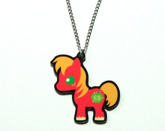 Big Macintosh Necklace