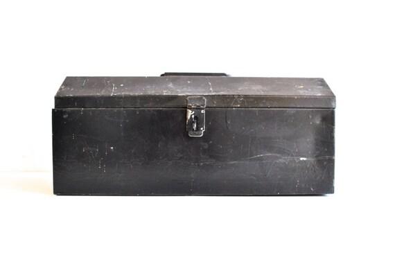 Industrial Big Black Toolbox