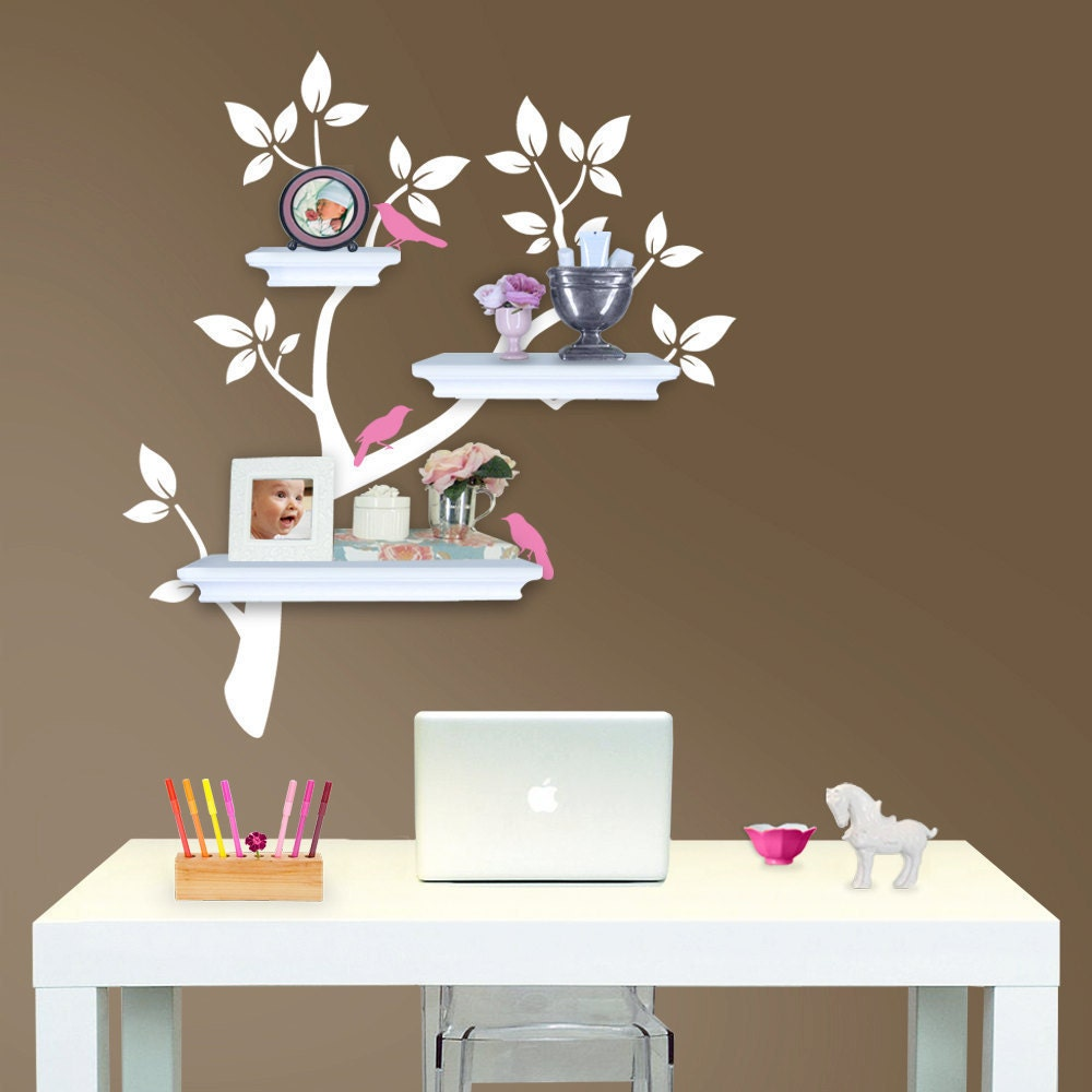 wall decals tree target color the walls of your house wall decals tree target tree branch decal with birds for shelves the original by lulukuku