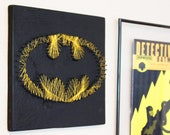 Batman String Art - Wall hanging