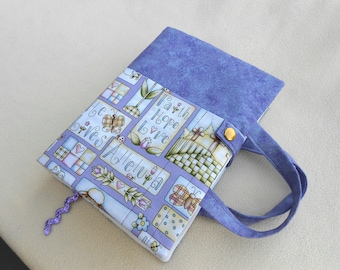 Praise, Bible cover, case, tote, purse, holder, padded, fabric, cloth, protective, purple, study, lamb, children, faith, hope, love, child