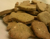 Salmon Dog Treats - Oven Baked Dog Cookies and Treats