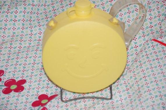Items similar to Vintage 1960's promo yellow Kool-aid Man ...