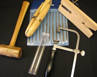 Metalsmithing starter kit
