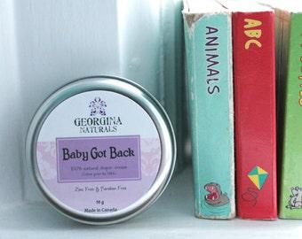 Baby Got Back - All Natural Diaper Cream