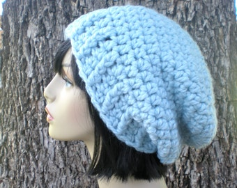 PATTERN: Kelsey Slouch, Easy crochet PDF, Adult/ teen, seamless slouchy hat, super bulky chunky yarn, InStAnt DoWnLoAd, Permission to Sell