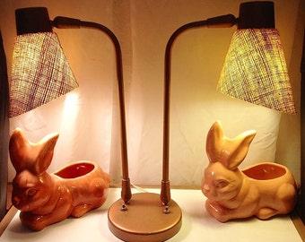 Mid Century Lamp / Desk Lamp / Table Lamp