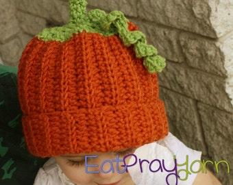 Infant / Toddler Pumpkin Hat