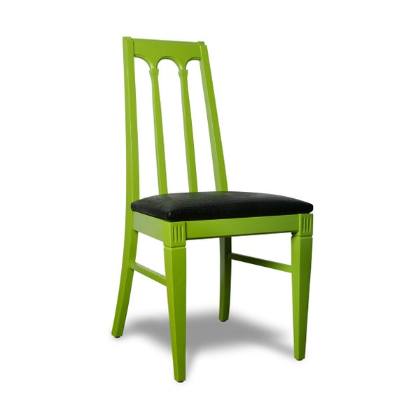 Vintage Croc Skin Chair