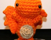 Crochet Charizard