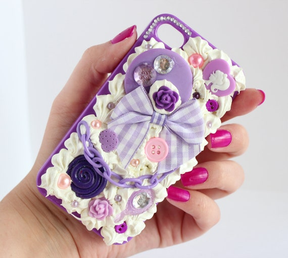 Frosting Decoden iPhone 4 Case
