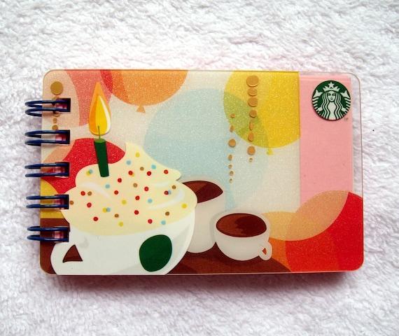 Items Similar To Recycled Starbucks Coffee Birthday Drink