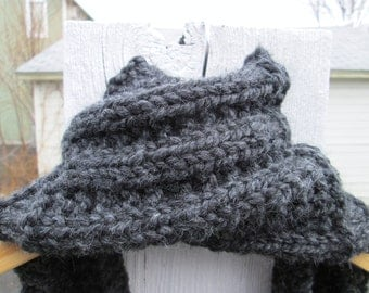 Chunky Men's Scarf - Made to Order