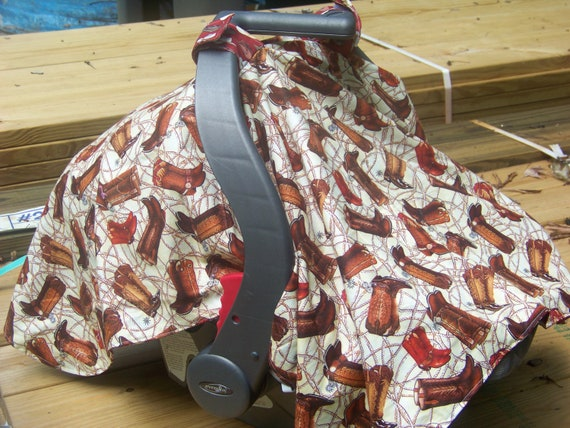 Gone Country Car Seat Canopy