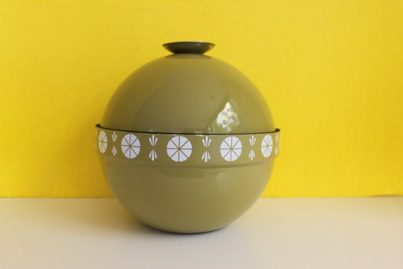 Repurposed Cathrine Holm Ice Bucket Bowl