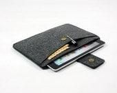 20%OFF!Felt iPad Mini Retina Case Cover Sleeve Pouch Wallet Custom Made Felt iPad 1 2 3 4 iPad Air New Wallet Holder Laptop bag sleeve E1617