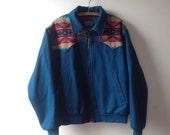 Vintage Pendleton Navajo Jacket