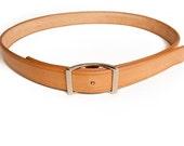 Basic Belt - Simple, minimal buckle