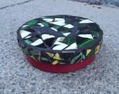 Round Mosaic Box