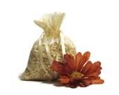 Sweet Potato Pie Corn Cob Cellulose Fiber Aroma Sachet