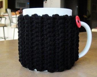 Black Coffee Cozy