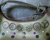 NEW Steampunk Victorian Women handbag satchel purse Summer DIY cosplay vintage Edwardian