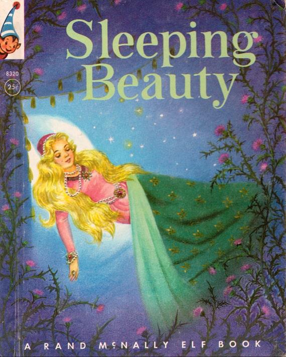 Sleeping Beauty illustrated by Elizabeth Webbe