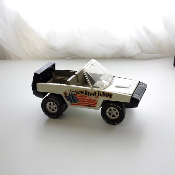 Metal Toy Car - 1972