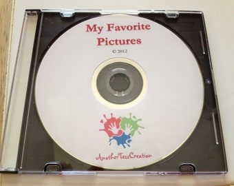 My Favorite Pictures DVD
