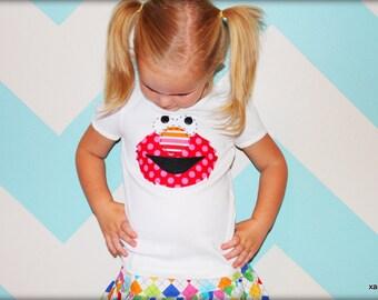 Rainbow Elmo Shirt