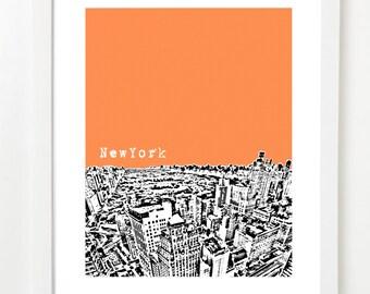New York City Central Park Art - Central Park City Skyline Art Print -  New York Poster