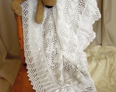 Baby blanket, sure to become an heirloom P010