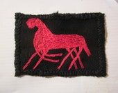Sleipnir embroidered patch