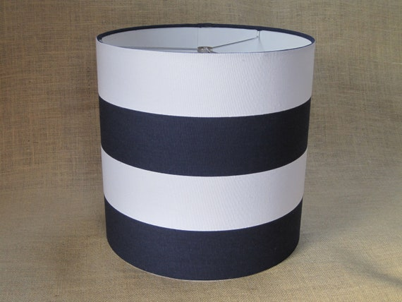 reserved for brittany lamp shade drum lampshade pendant navy. Black Bedroom Furniture Sets. Home Design Ideas