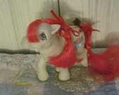 RESERVED My Little Pony Cherry Treats