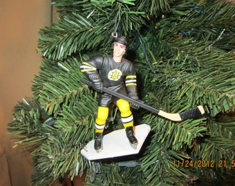 Cam Neely or Adam Oates  or Ray Bourque or Joe Thornton Or  Boston Bruins SEE DESCRIPTION hockey christmas ornament