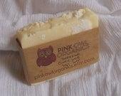 Tangerine Clary Sage Salt Soap