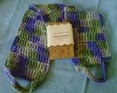 Crochet Back Scrubbers